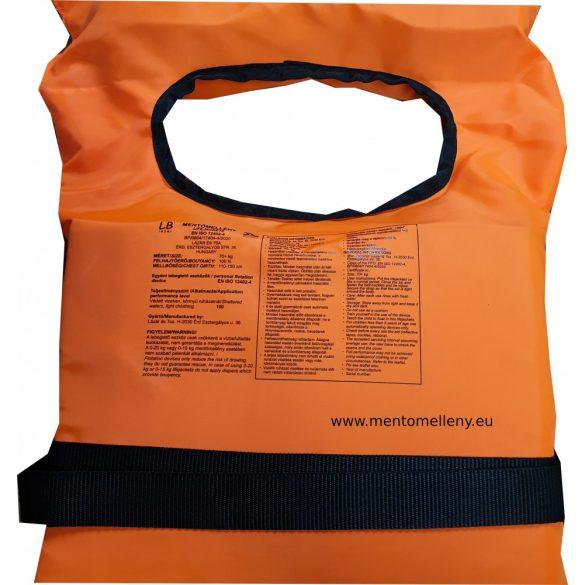 Mentőmellény 70kg+ ECO nyakba akasztható