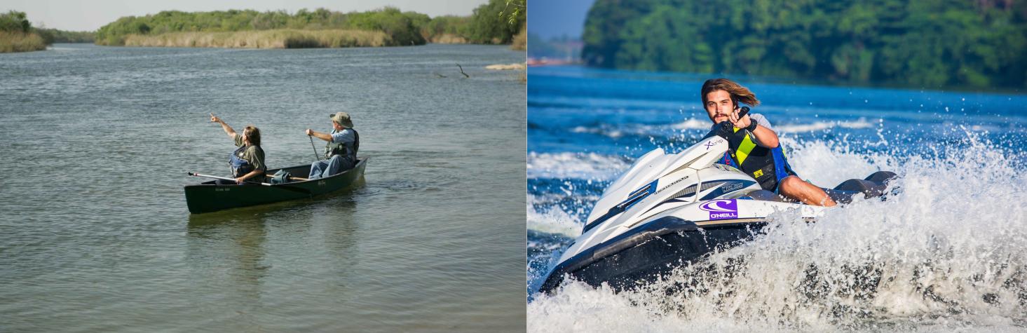 Vízisport mellények és horgász mellények
